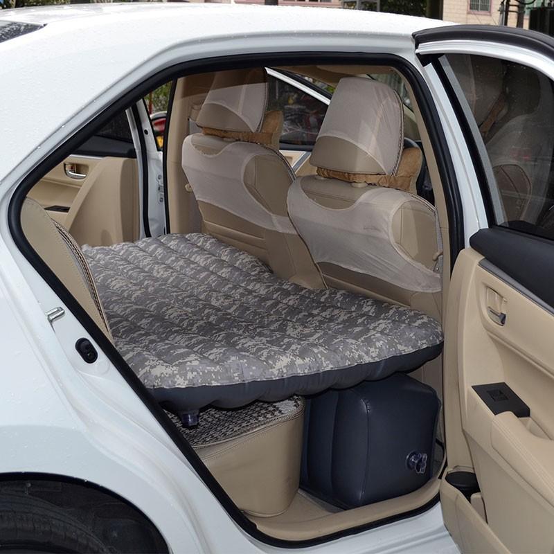 Oxford Fabric Inflatable Car Mattress (DK-IB0OC)