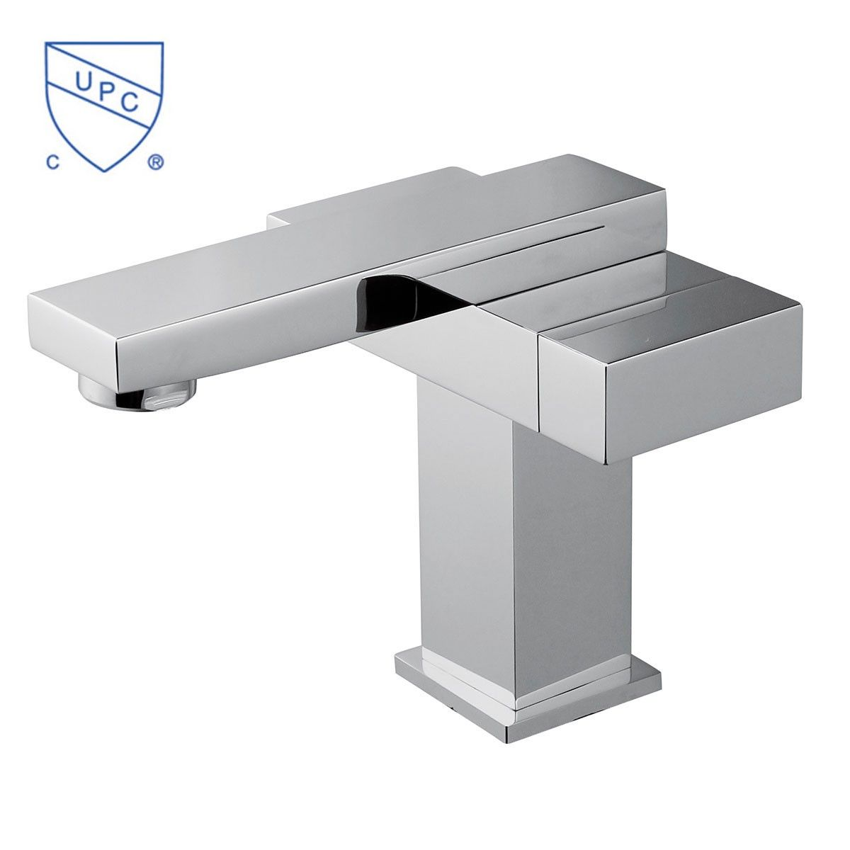 Lavabo double vasque retro faucet single hole double lever brass with chrom - Lavabo double vasque retro ...