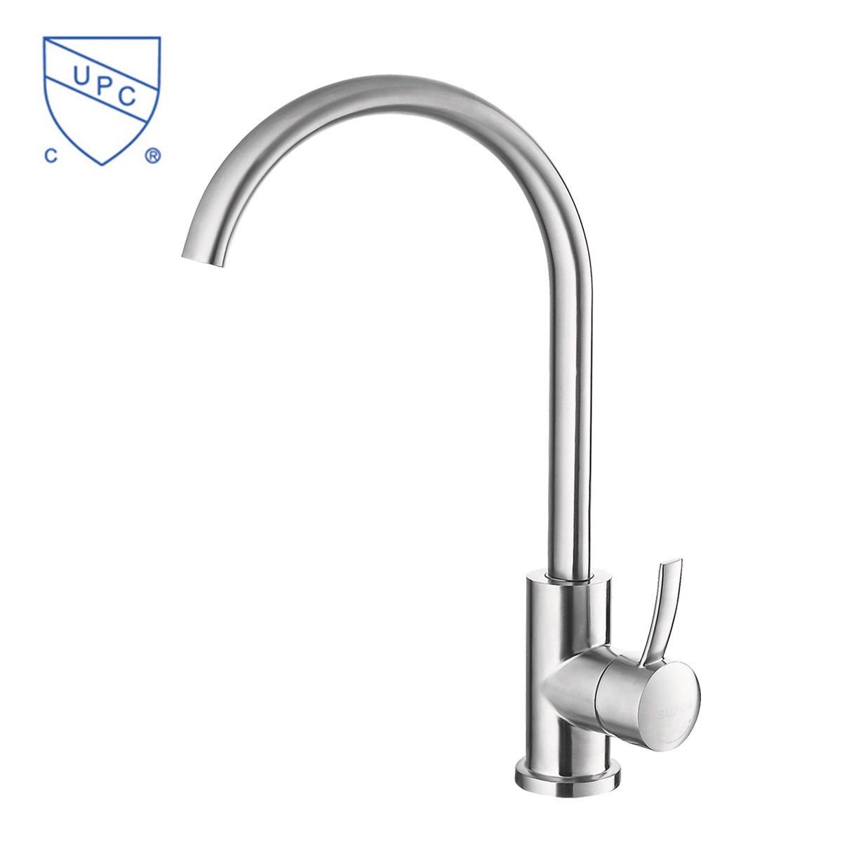 SUPOR Stainless Steel Lead Free Kitchen Faucet (250807-01-LS)