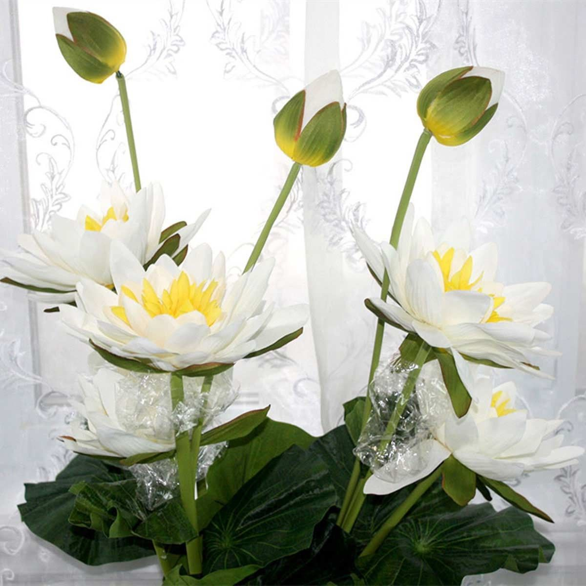Artificial Lotus Flower Gallery Flower Wallpaper Hd