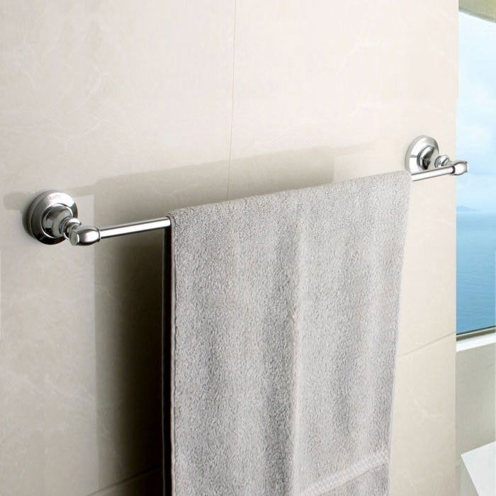 Towel Bar 24 Inch - Chrome Brass (80524)