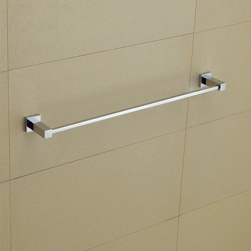 Towel Bar 24 Inch - Chrome Brass (80824)