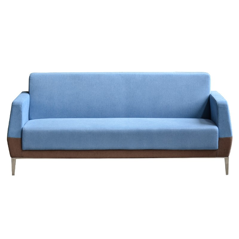 3 Seats Sofa/Fabric Reception Guest Seating (SF-503-3)