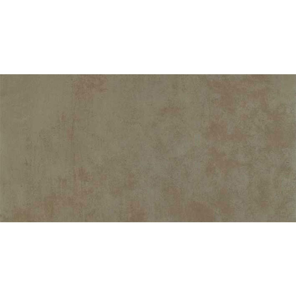 24 x 12 In. Brown Porcelain Floor Tile - 8 Pcs/Case (15.50 sq.ft/Case) (UR60D)