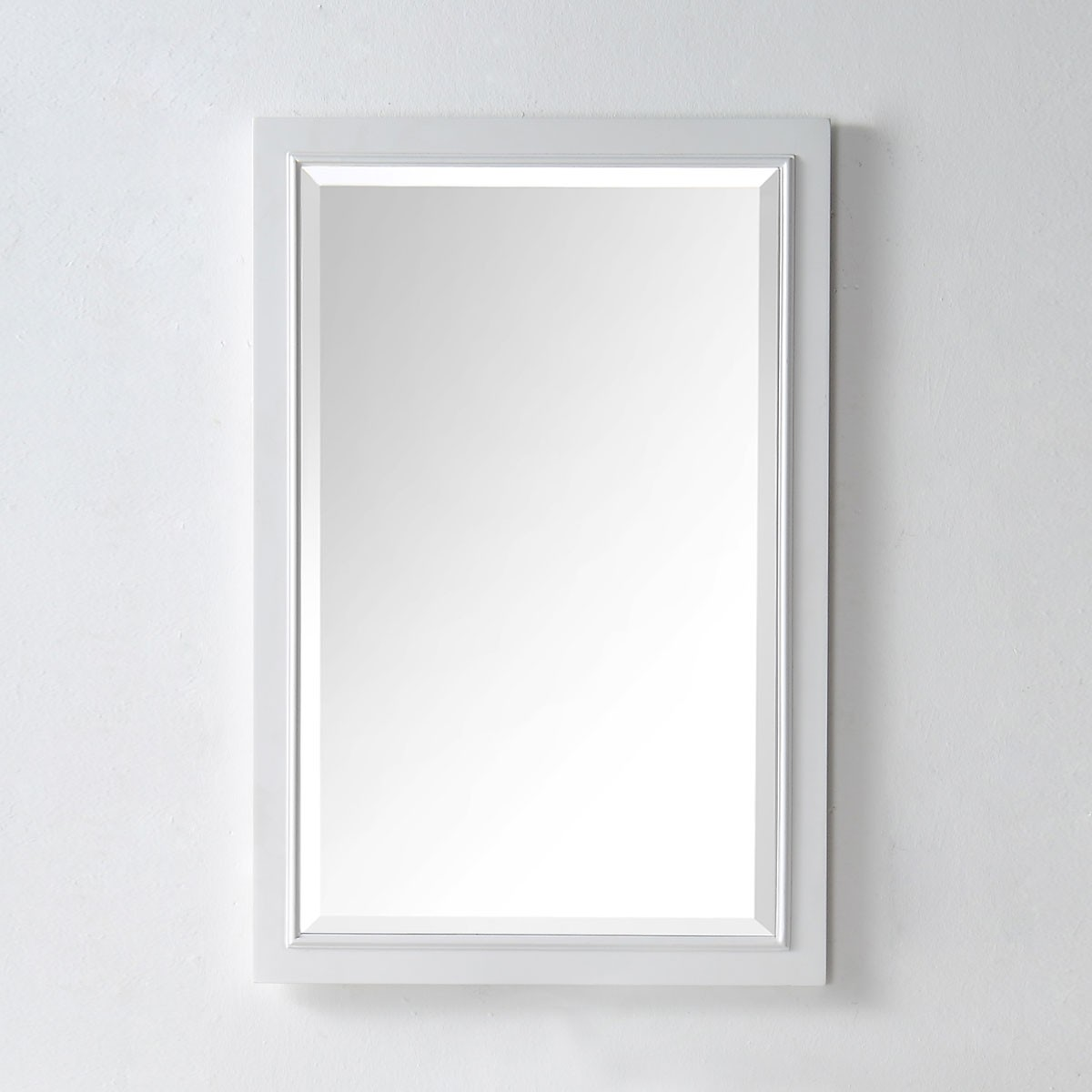 24 x 36 In Mirror with White Frame (DK-6000-WM)