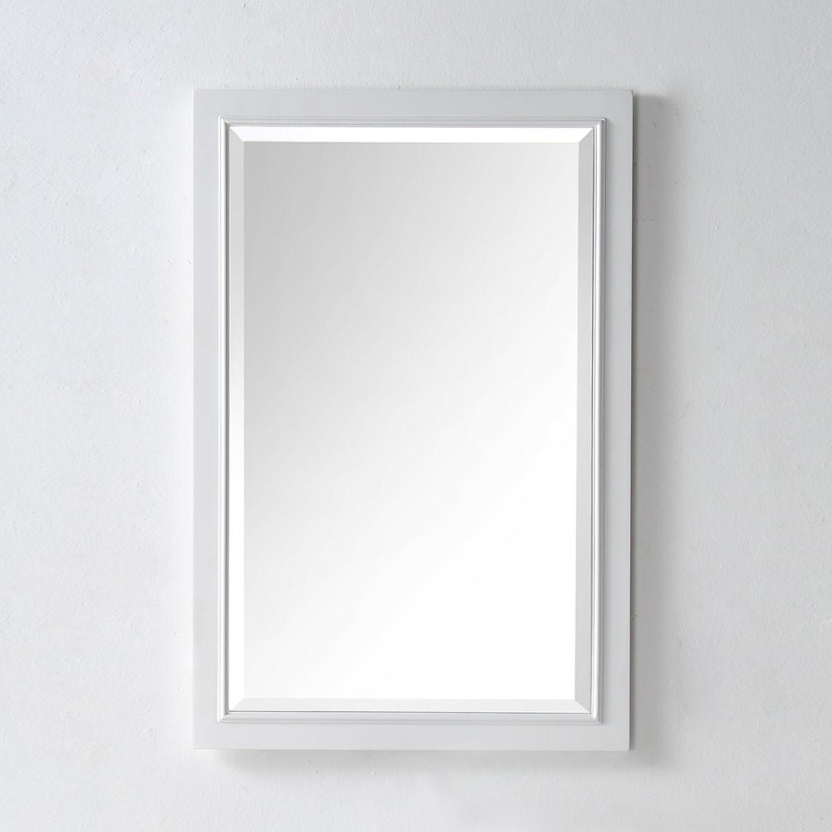 24 x 36 In Mirror with White Frame (DK-6000-WM)