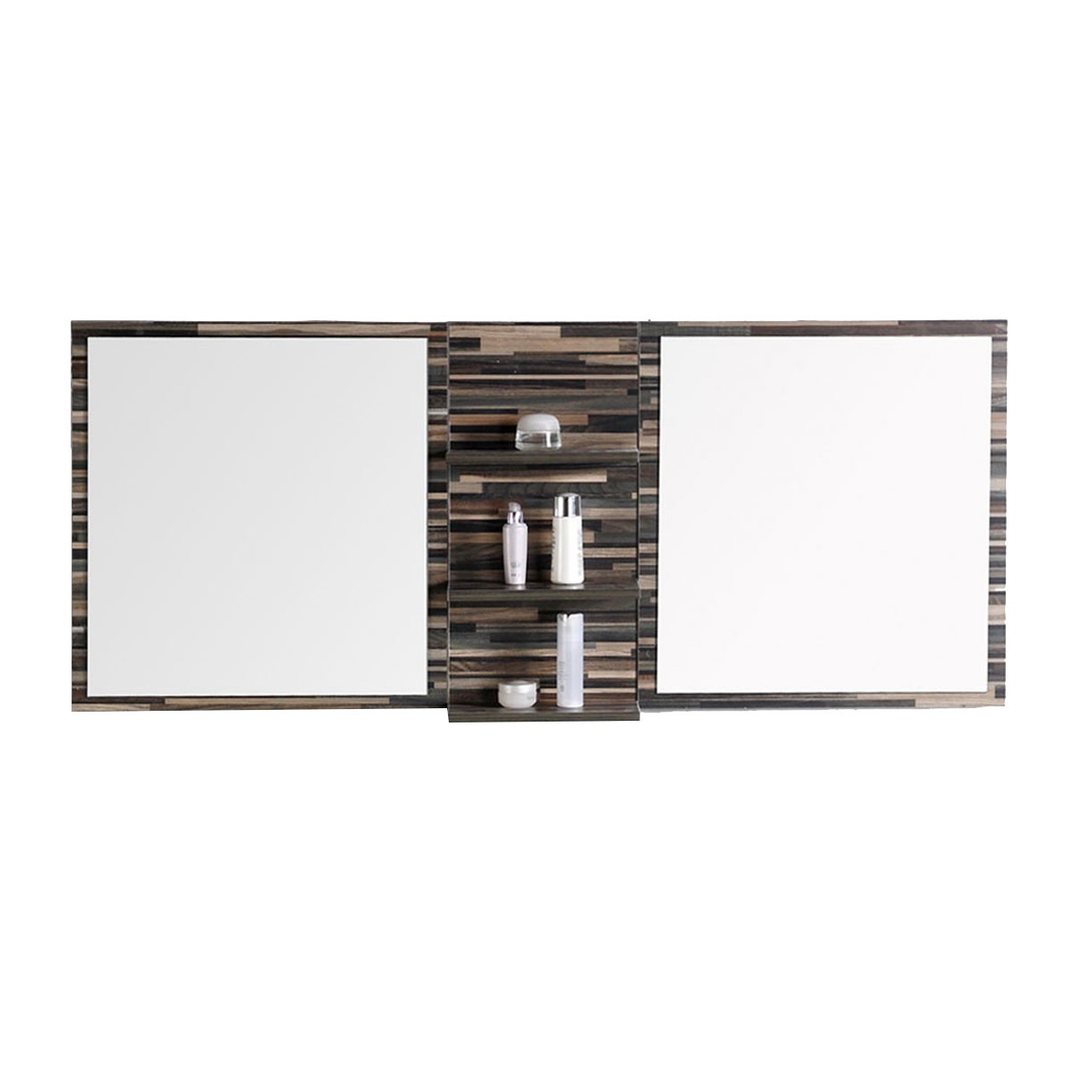 55 x 24 In. Bathroom Vanity Mirror (VS-8861-M)