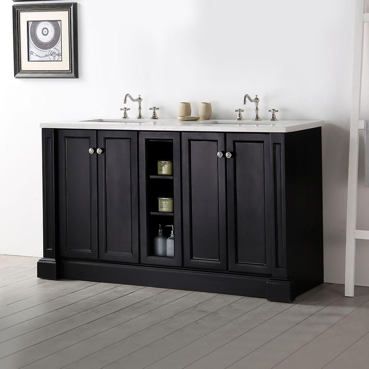 60 In. Bathroom Vanity (DK-6360-E)