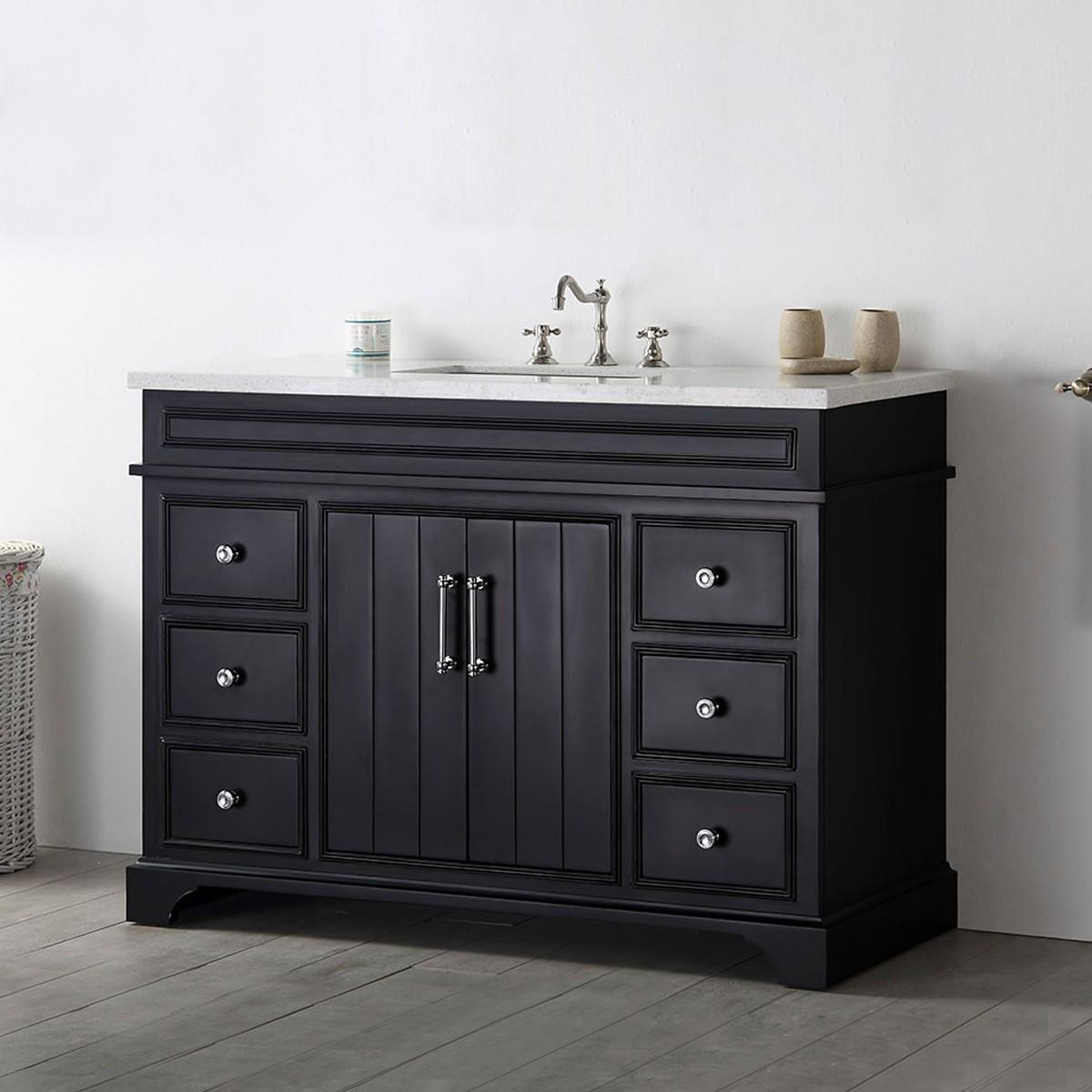 48 In. Bathroom Vanity (DK-6748-E)