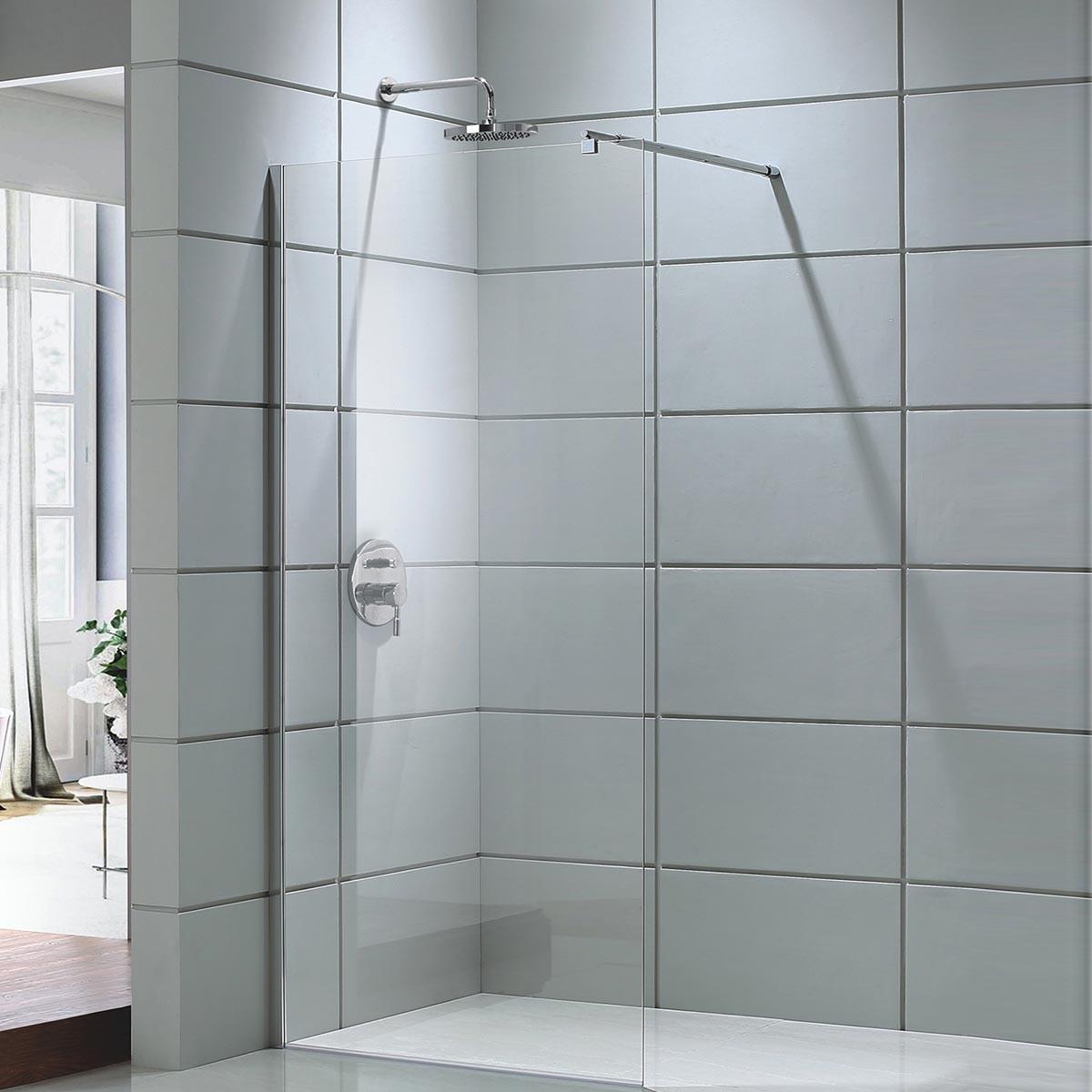 47 x 75 In. Walk-in Shower Door (DK-D201-120b)