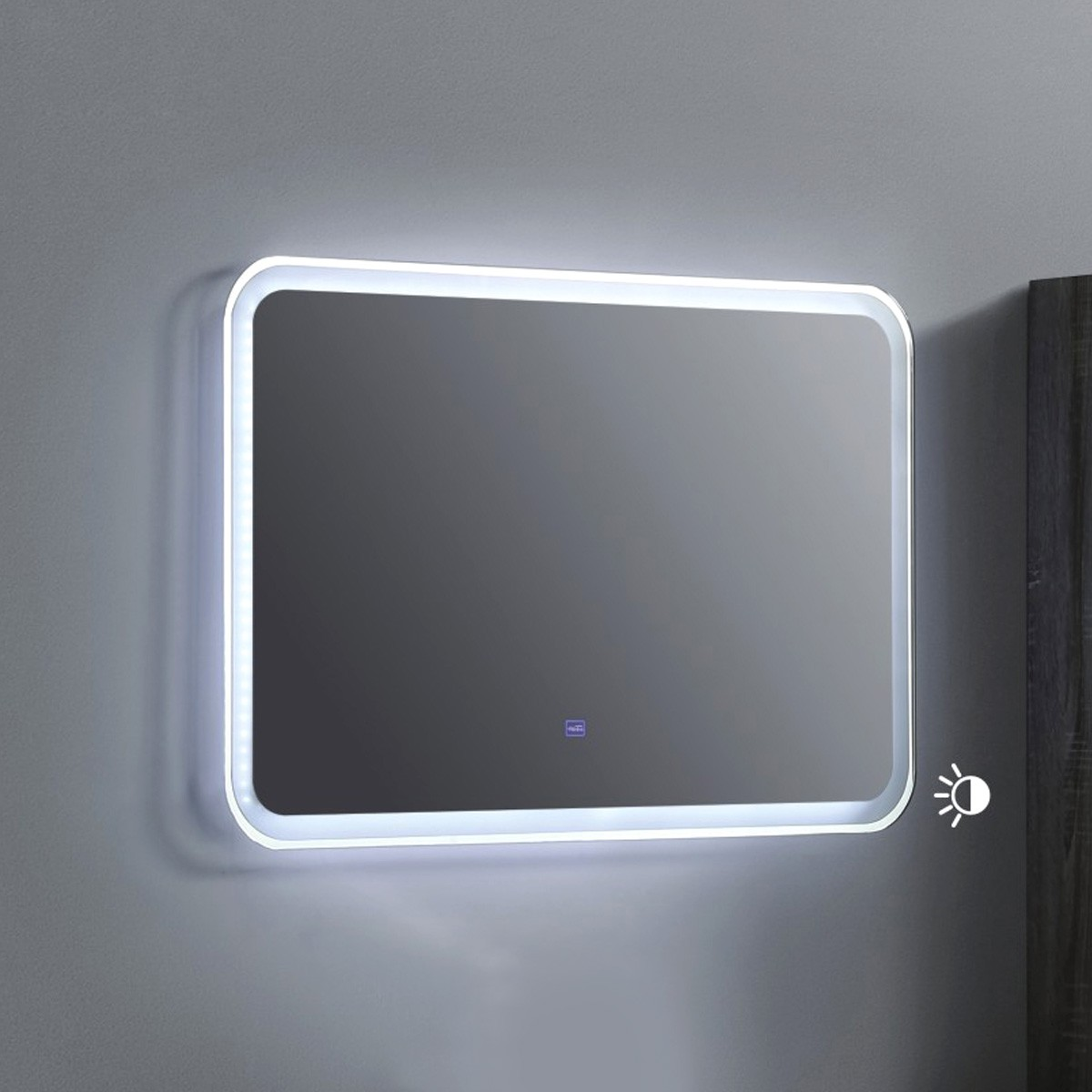 36 x 24 In. Bathroom Vanity LED Mirror with Touch Button (ST-900-M)