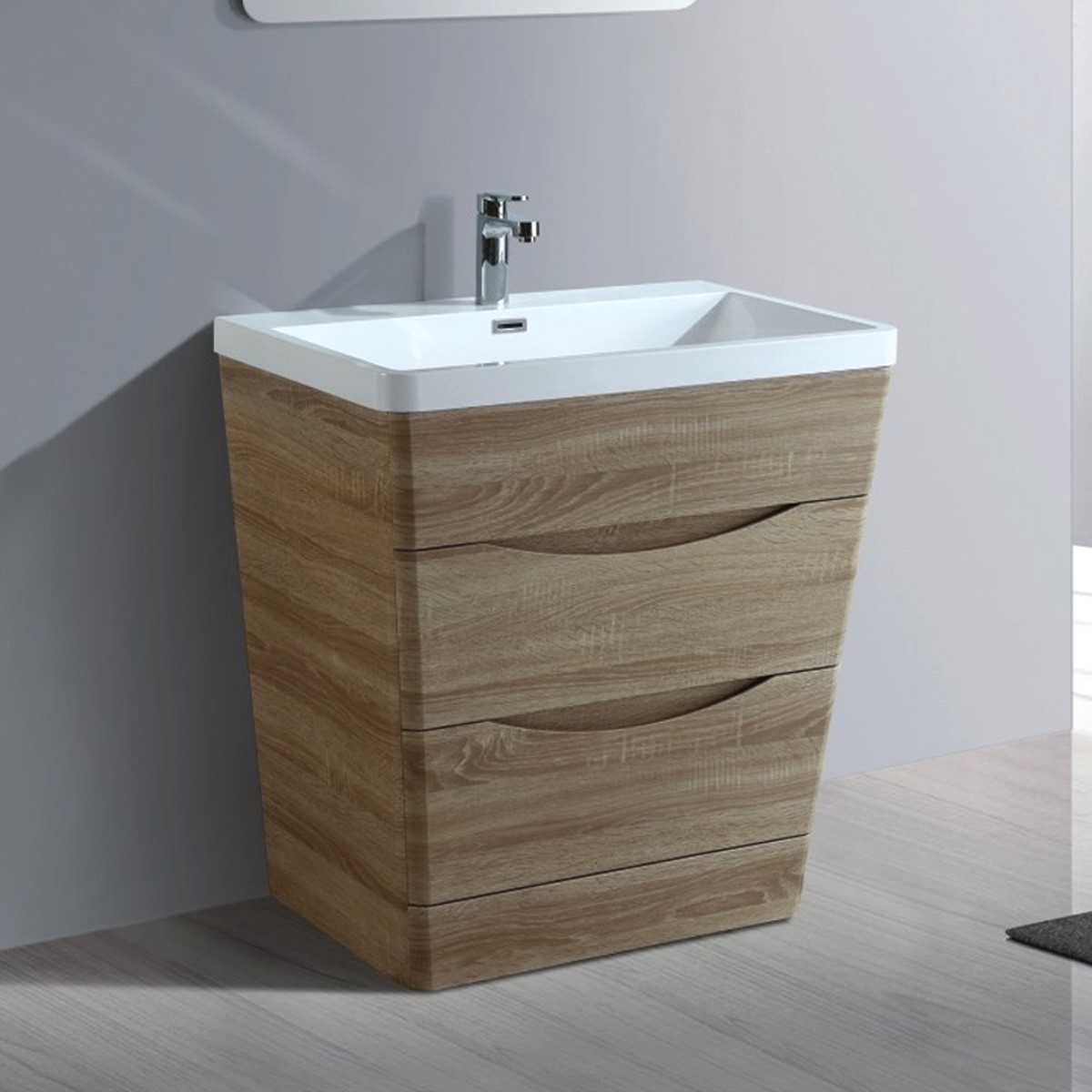 32 In. Bathroom Vanity with Basin (MY8002-V)