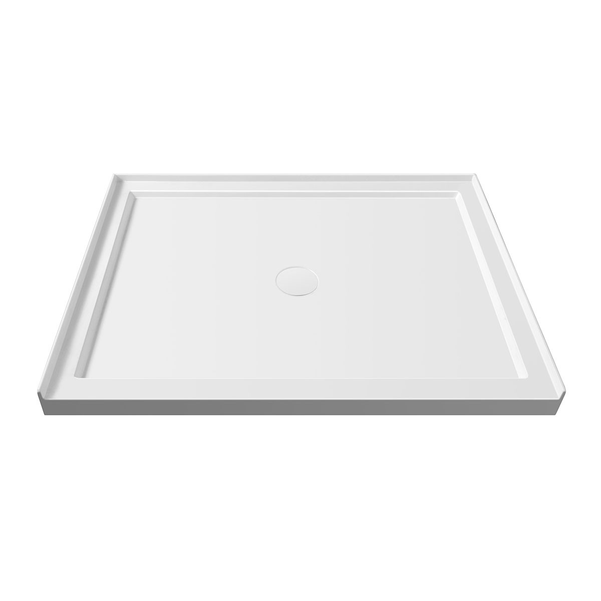 48 x 36 In Rectangular Shower Base for Universal Installation (DK-STA-18001)