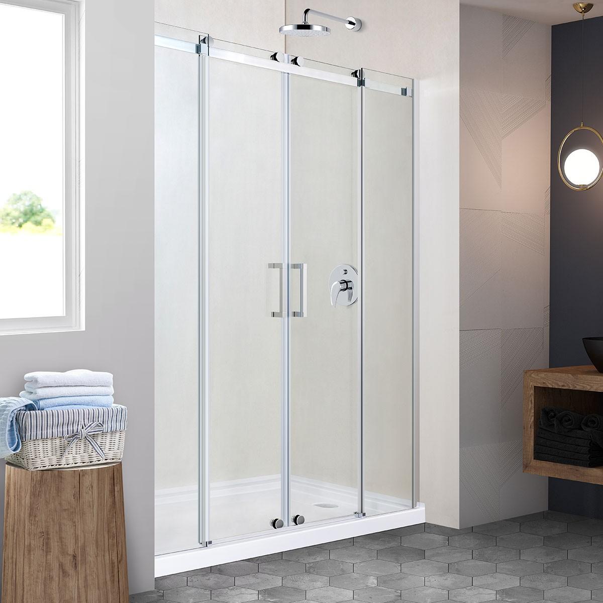 60 In. Sliding Shower Door (DK-AM6005-8)
