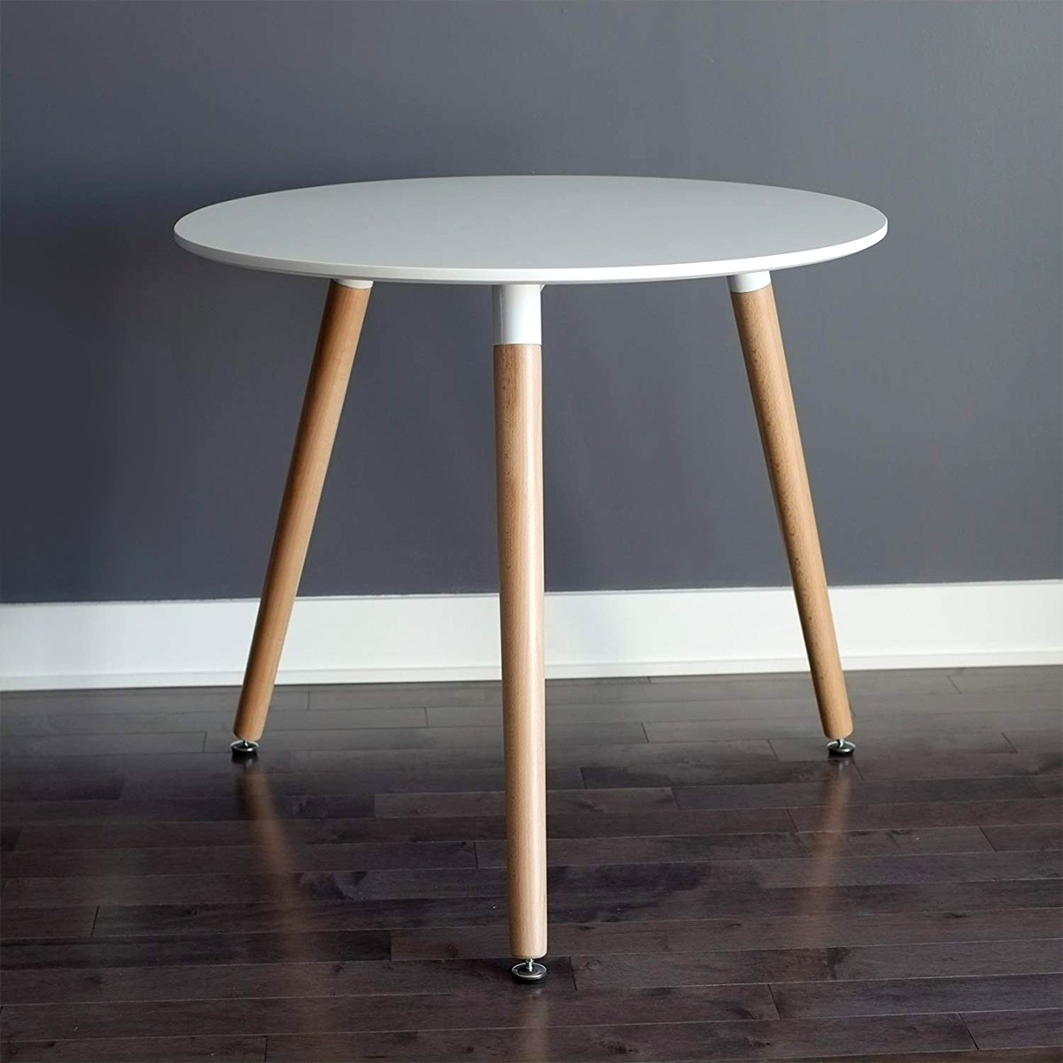 Round Table in White (TC61-2E009-WT)