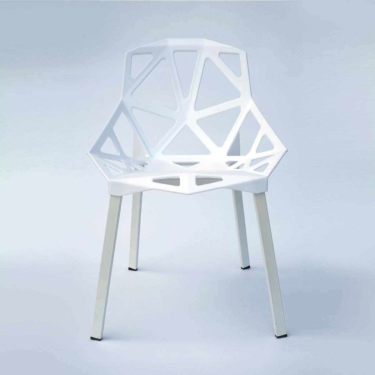 White Chair (T878E007-WT)