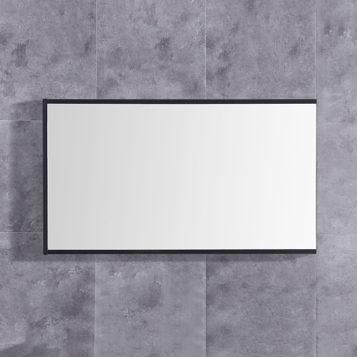 40 x 28 In.Wood Frame Mirror (DK-TH9032-M)