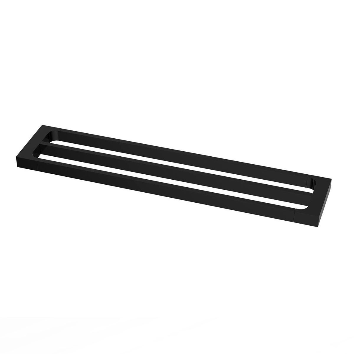 Towel Bar 23.6 Inch - Matte Black Brass (OD03611B)