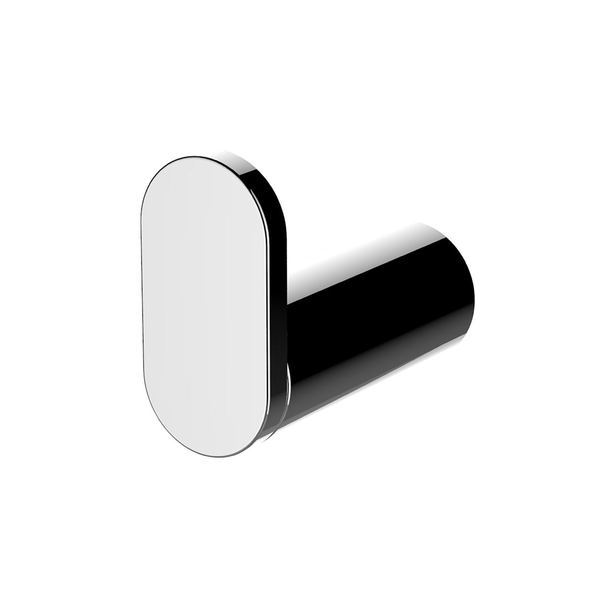 Towel Hook - Chrome Brass (OD82001)