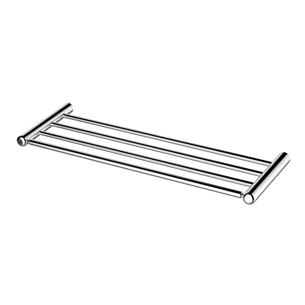 Towel Shelf  23.6 Inch - Chrome Plated Stainless Steel (OD80612)