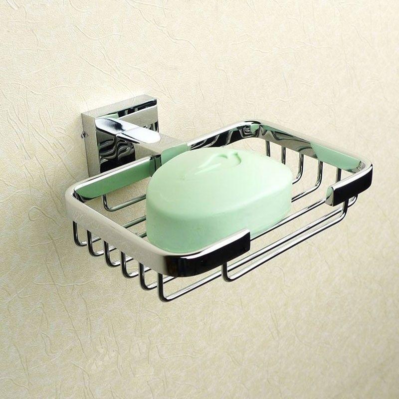 Soap Holder - Chrome Brass (80859)