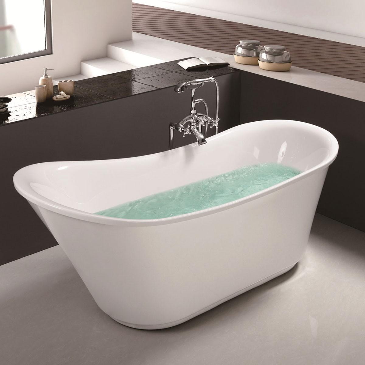 kitchen bathtub freestanding bathtub 71 ln freestanding bathtub