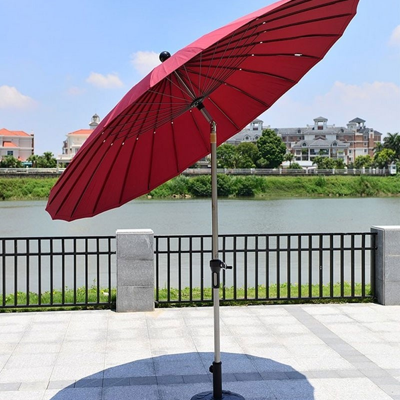 8.2-ft Outdoor Wind Resistant Patio Umbrella (912AL-2)