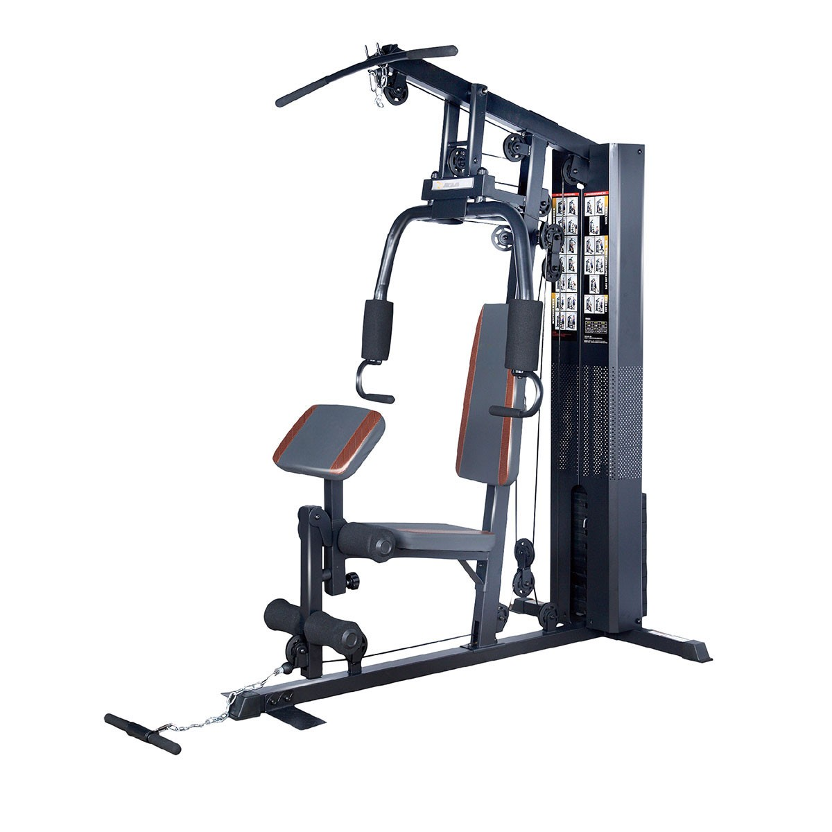 Single Stack Multi-function Home Gym (JX-185)