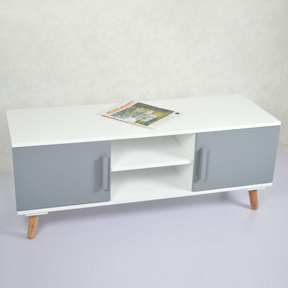 47.2''W Wood TV Stand (JI3280)