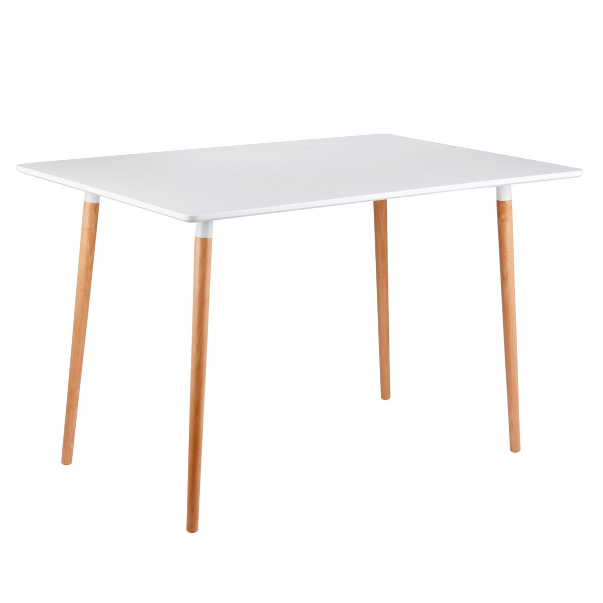 47.2 In. Modern Rectangle Dinning Table (YMG-8103A-1)