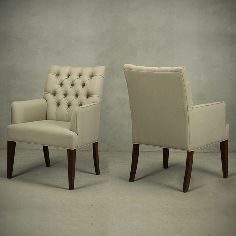 Tufted Arm Chair (PJC403)