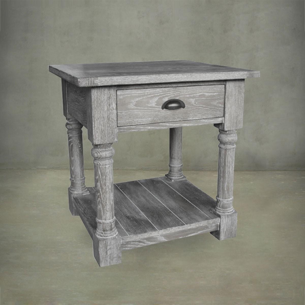 1 Drawer End Table (PJT071)
