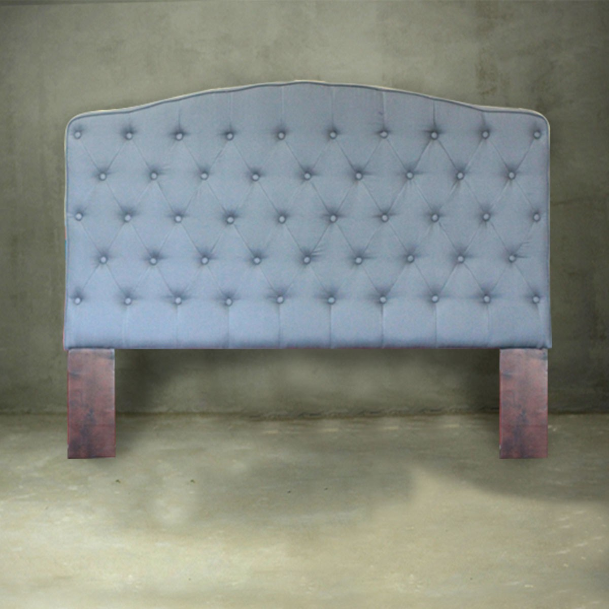 Queen Size Tufted Upholstered  Headboard (PJB158)
