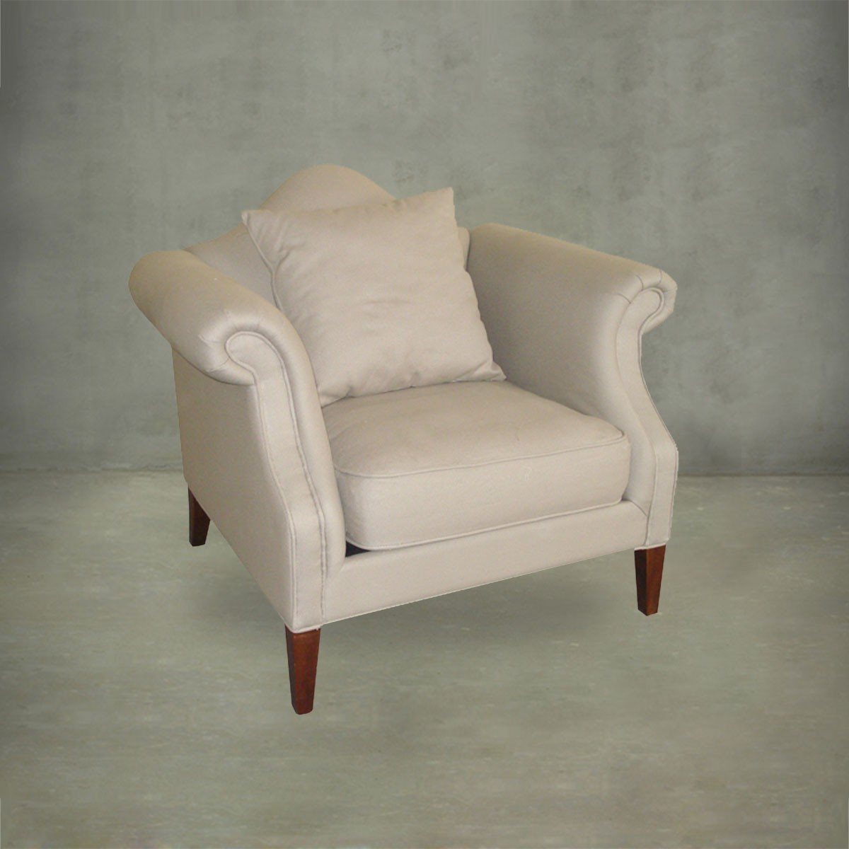 Club Arm Chair (PJS12001)