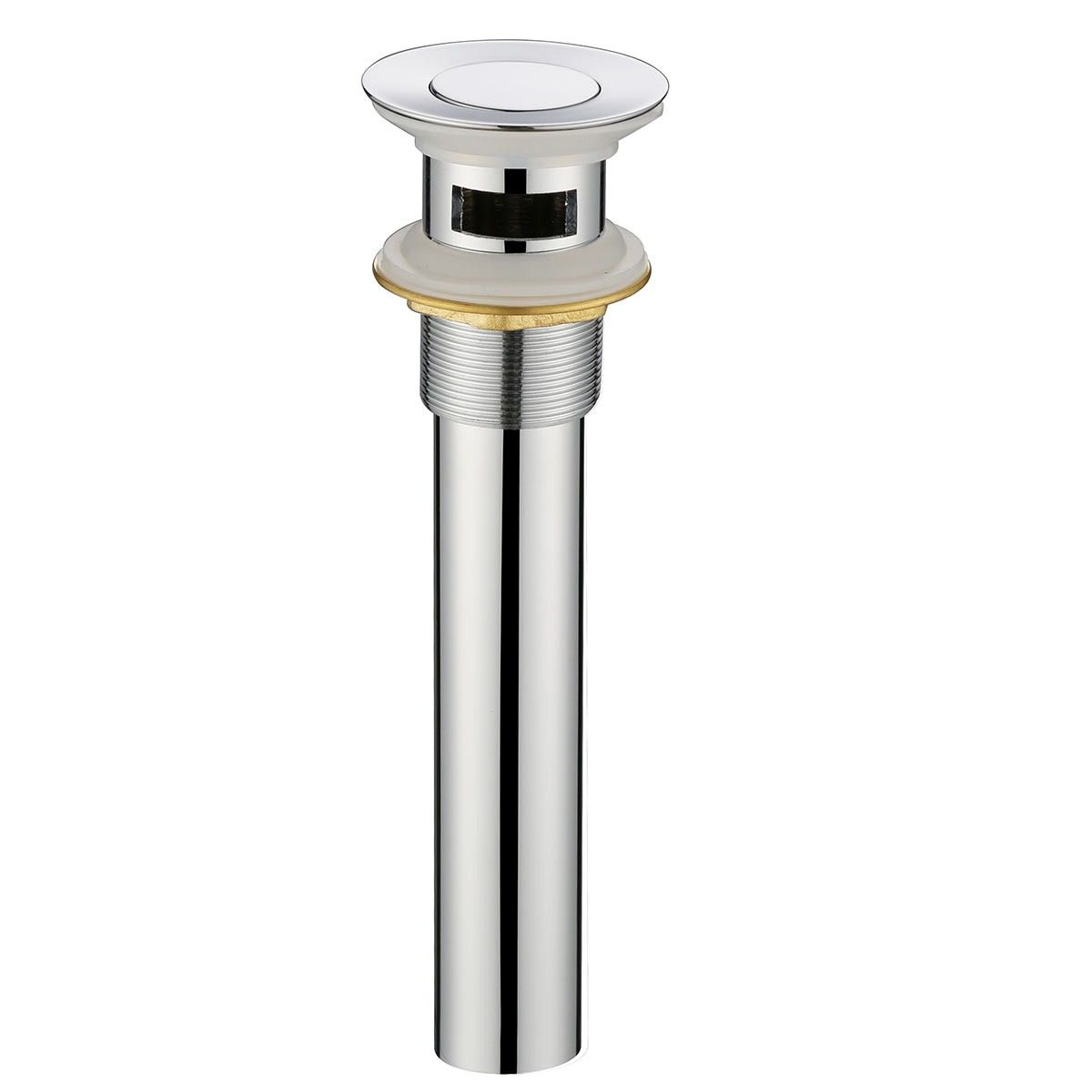 Brass Rotating Top Drain of Ceramic Basin (P320)