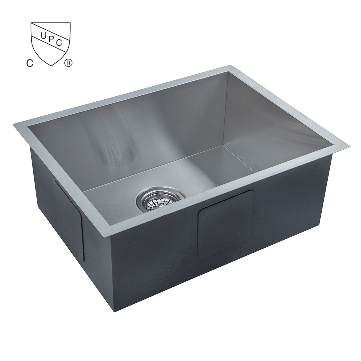 Stainless Steel Handmade Kitchen Sink (AS2217-R0)