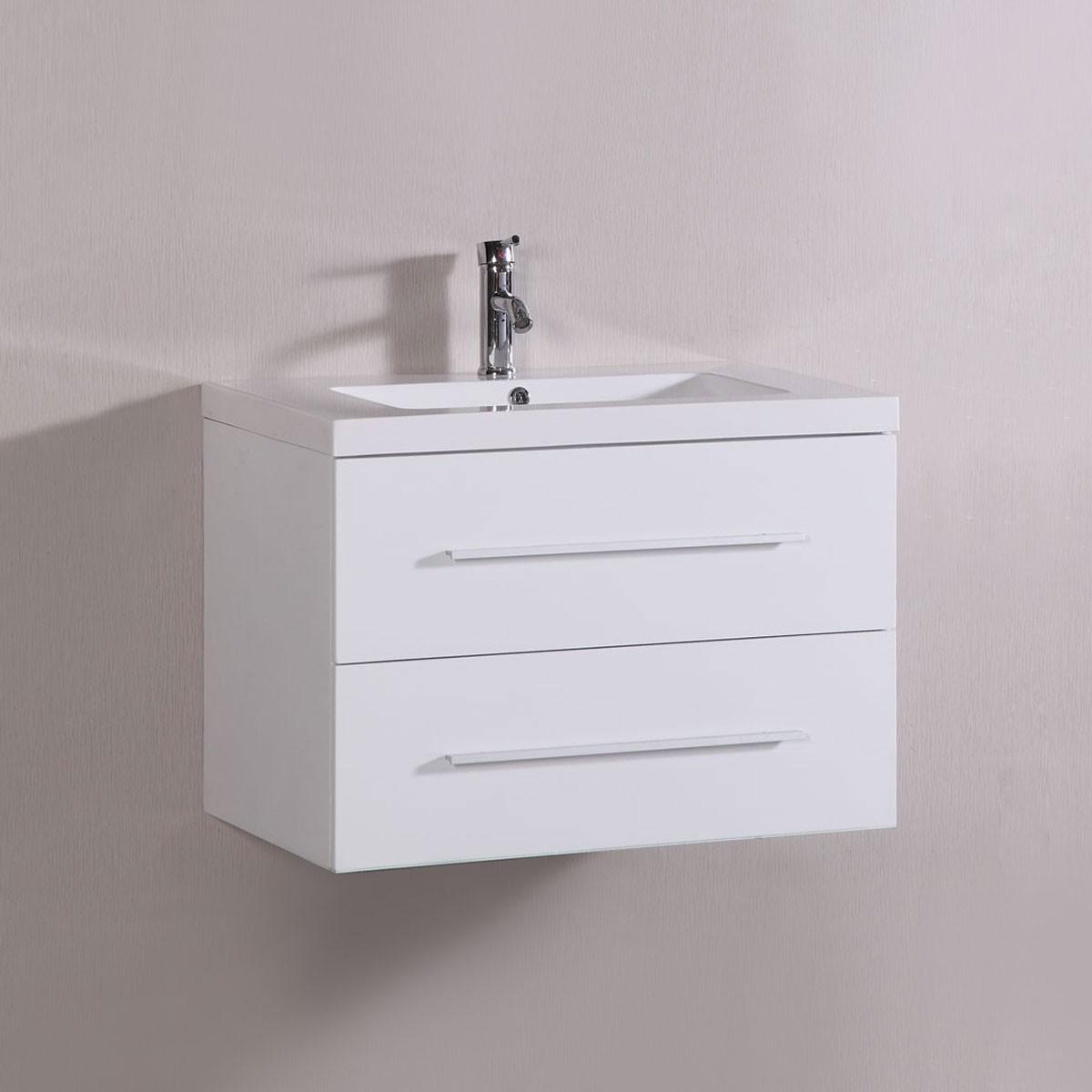 40 In. Wall Mount Bathroom Vanity (DK-TM8120S-V)