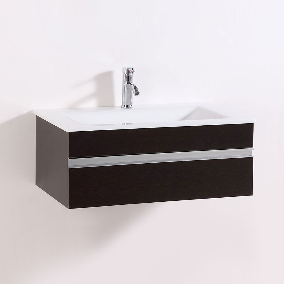 32 In. Wall Mount Bathroom Vanity (DK-TH9021D-V)