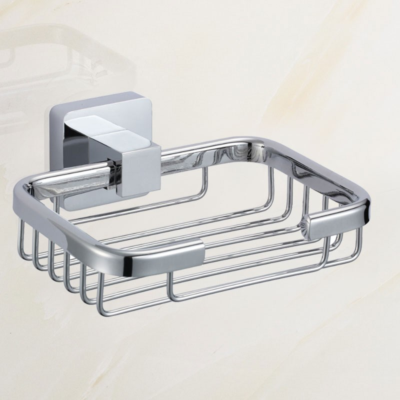 Soap Holder - Chrome Brass(2505)