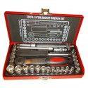 1/4 Inch 33pcs Socket Wrench Set (TK-010)