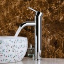 Decoraport Basin&Sink Faucet - Brass with Chrome Finish (YDL-5320)