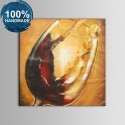 100% Hand Painted Abstract Still-Life Oil Painting on Canvas (DK-JX-YH026)