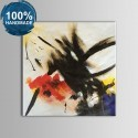 100% Hand Painted Abstract Oil Painting on Canvas (DK-JX-YH08)