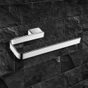 Towel Bar 8.1 Inch - Chrome Brass (1107)