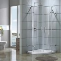 39 x 39 x 75 In. Shower Enclosure (DK-D301-100)