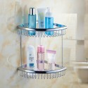 Bath Organization - Chrome Brass (626)
