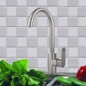 SUPOR Stainless Steel Lead Free Kitchen Faucet (250307-01-LS)