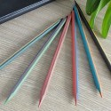 Double-Ended Hexagon Colored Pencil, 3.0mm, 6/pack (DK-PP010)