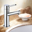 Decoraport Bathroom Sink Faucet - Brass with Chrome Finish (5620ACH)