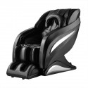 Zero Gravity Heated Reclining L-Track Massage Chair in Black (DLA09-A)